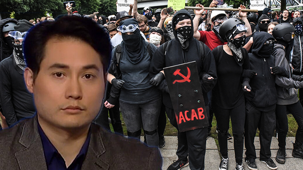 Andy Ngô reacts to becoming Antifa target, leaving US: 'Not safe anymore for me'