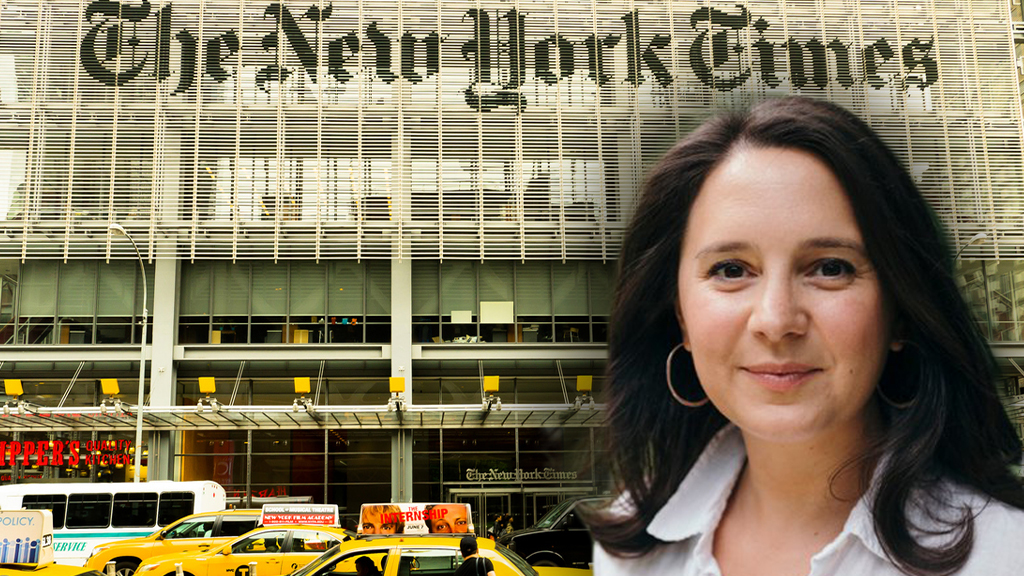 Westlake Legal Group Bari-Weiss-NYT NY Times editor Bari Weiss says there's a 'civil war' within paper amid Tom Cotton uproar Joseph Wulfsohn fox-news/tech/companies/twitter fox-news/politics/senate fox-news/person/george-floyd fox-news/media fox news fnc/media fnc article 5562305c-4781-5ab7-903d-4e1c4de16d2d
