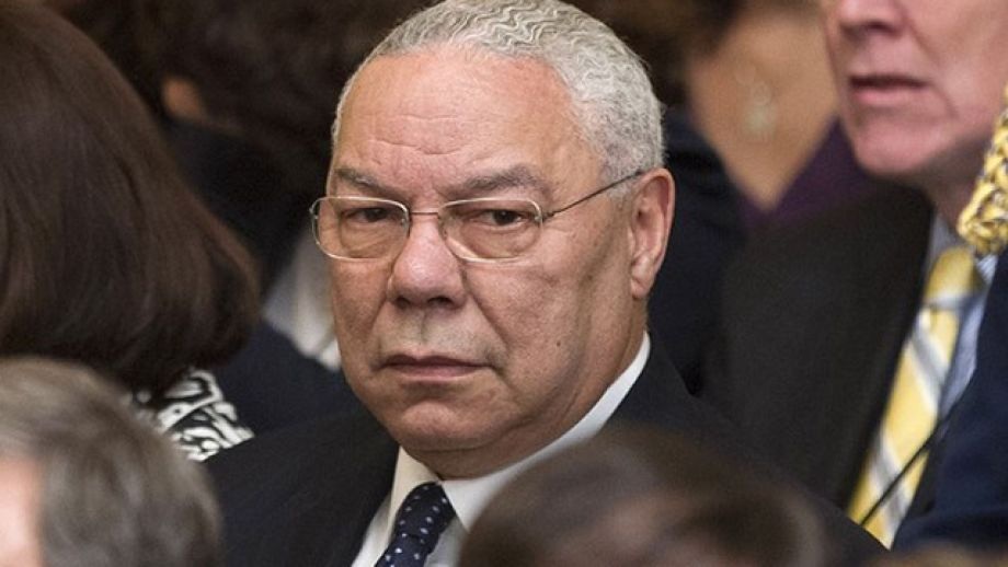 Colin Powell calls for Trump's resignation 'as quickly as possible': 'He should be totally ashamed of himself'