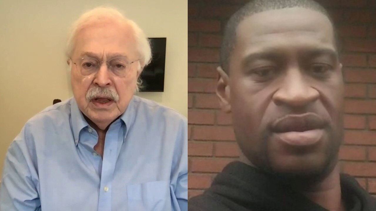 Dr. Michael Baden on George Floyd autopsy: Knee to the back also contributed to Floyd