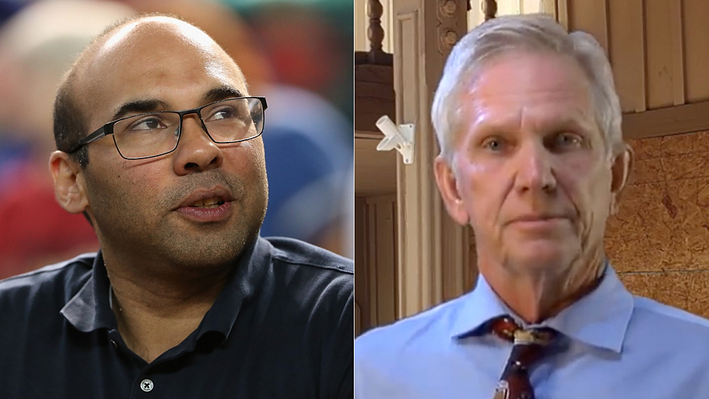 SF Giants' Farhan Zaidi slams Arizona metropolis councilman over George Floyd mocking: 'I imply, f--k that man' - Fox News thumbnail