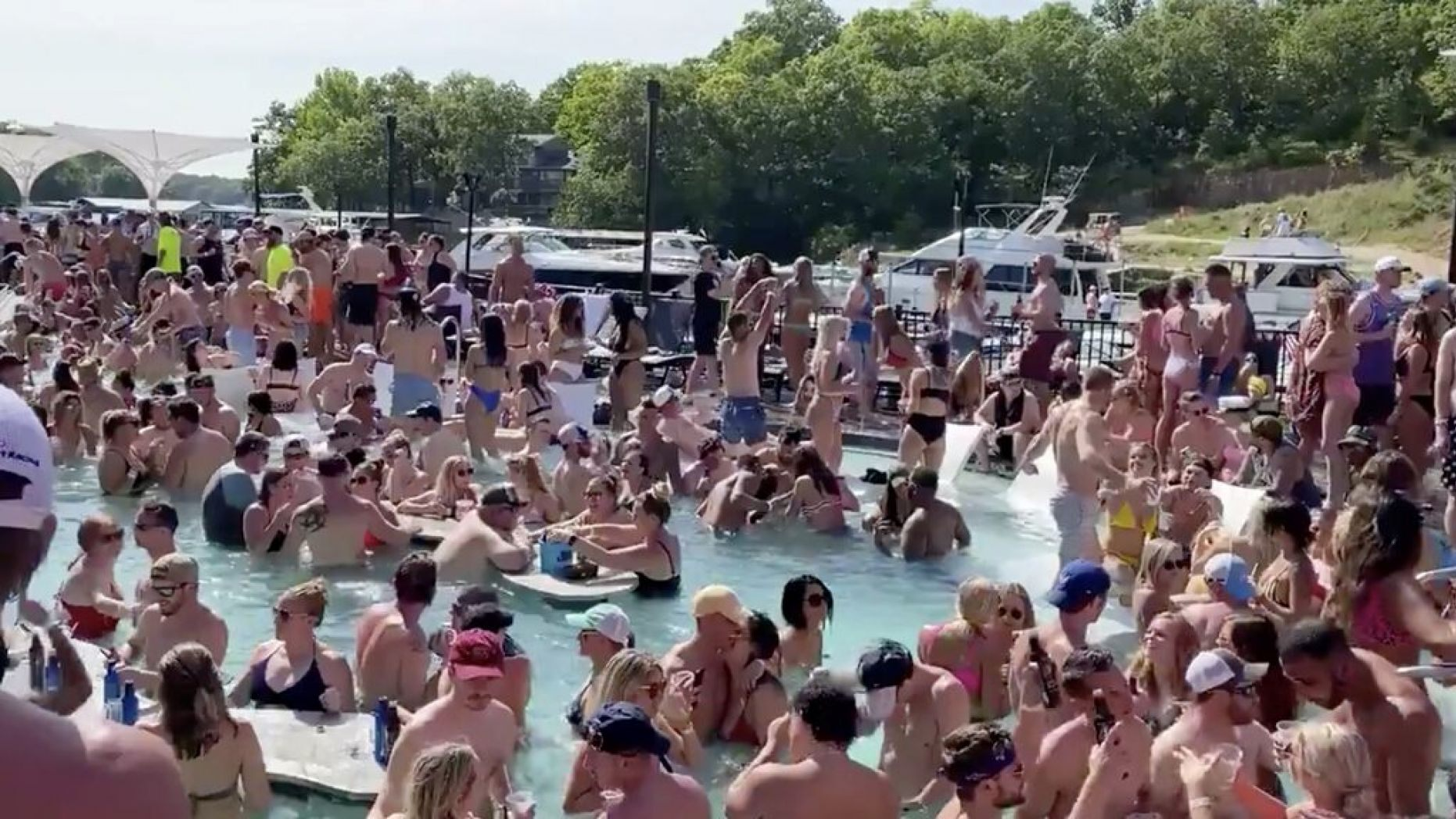 No new coronavirus cases reported in Lake of the Ozarks partiers, health official says - fox