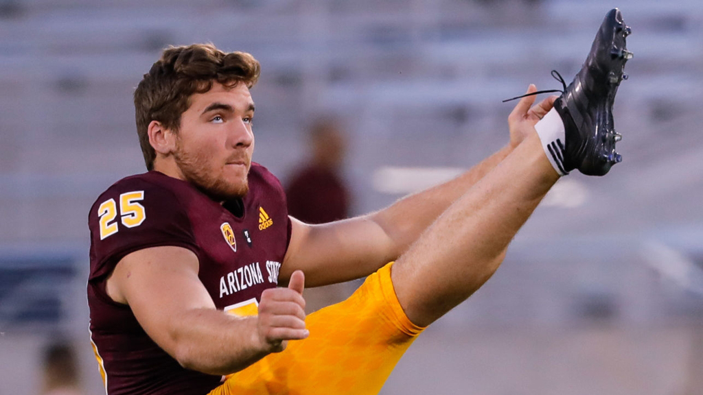 Westlake Legal Group Michael-Turk-Getty-Images Arizona State punter eligible to play college football again after going undrafted in NFL Ryan Gaydos fox-news/sports/ncaa/arizona-state-sun-devils fox-news/sports/ncaa-fb fox-news/sports/ncaa fox news fnc/sports fnc de49bc1c-9584-59b2-9baf-c4f61a814cd9 article