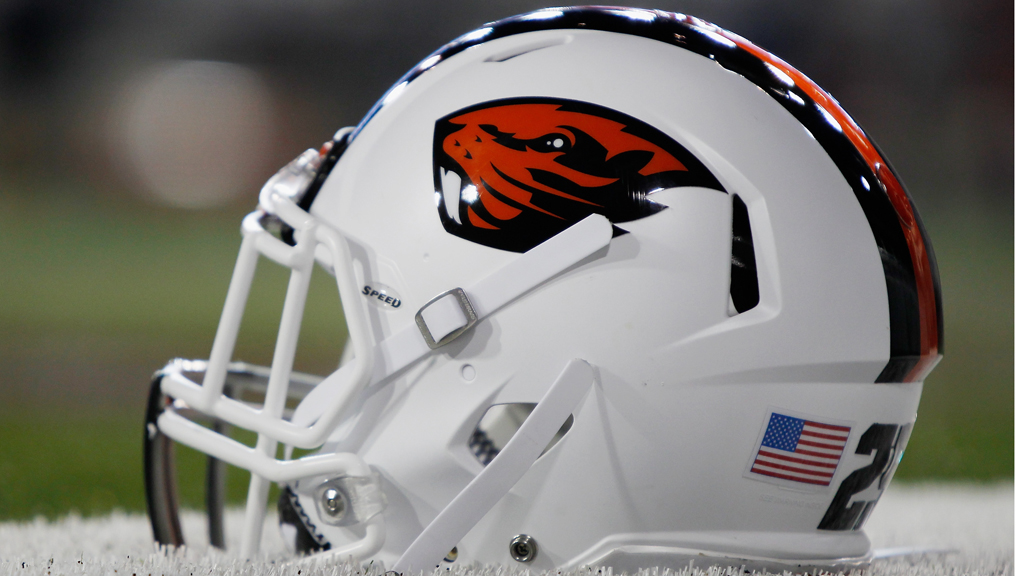 Westlake Legal Group Oregon-State-football-helmet-Getty-Images Oregon State dismisses tight end after racist audio from 3 years ago surfaces Ryan Gaydos fox-news/sports/ncaa/oregon-state-beavers fox-news/sports/ncaa-fb fox-news/sports/ncaa fox news fnc/sports fnc da6a710d-b0d1-5b09-b29a-6c4ee4b1b32b article