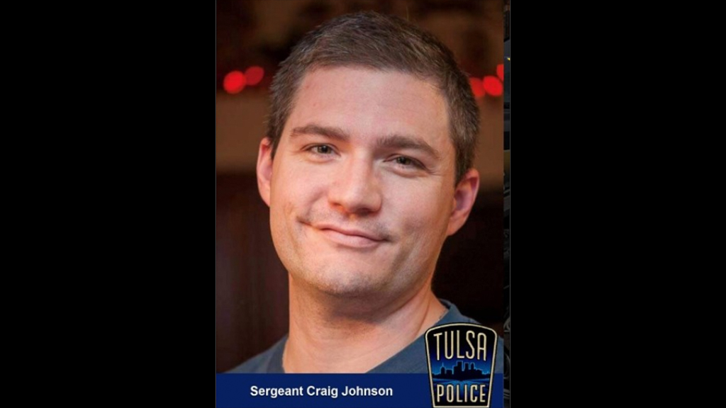Sergeant Craig Johnson.'