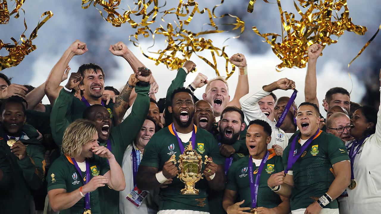 No rugby for world champion as South Africa maintains ban - fox