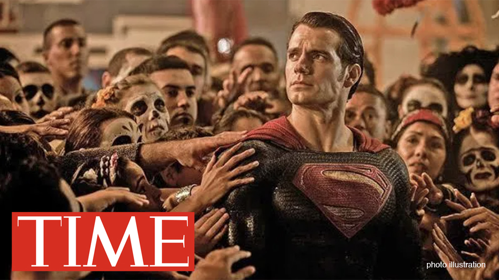 Westlake Legal Group Superman-Magazine Time magazine blasted after writer calls for superheroes to be 're-examined' along with police Joseph Wulfsohn fox-news/us/us-protests fox-news/us/crime/police-and-law-enforcement fox-news/tech/companies/twitter fox-news/person/george-floyd fox-news/media fox-news/entertainment fox news fnc/media fnc article 7ce7072a-35a4-5432-97fd-9e0acf08707e