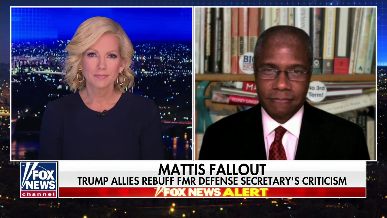 Deroy Murdock: Mattis 'should have picked up a couple of his history books' before denouncing Trump