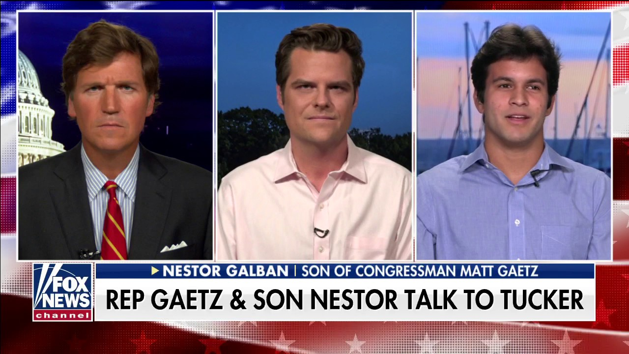 Westlake Legal Group Video-2020-06-18T210624.734 Gaetz, adopted son respond to 'offensive' comments by Rep. Richmond about raising minority children fox-news/world/world-regions/cuba fox-news/shows/tucker-carlson-tonight fox-news/politics/house-of-representatives/republicans fox-news/politics/house-of-representatives/democrats fox-news/media/fox-news-flash fox-news/media fox news fnc/media fnc Charles Creitz c9c75a99-c95f-5335-8da3-3b5164034036 article