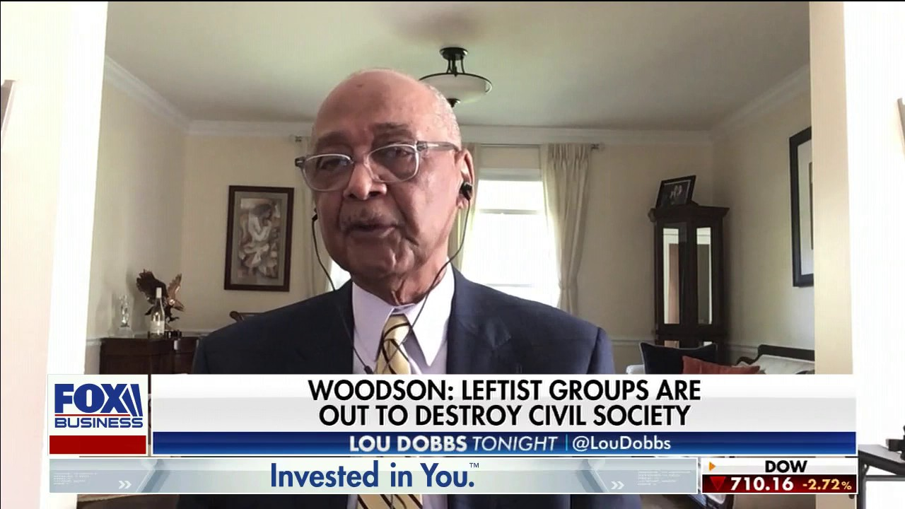 Westlake Legal Group Video-2020-06-24T221716.796 Ex-civil rights activist says Black Lives Matter using 'low-income black America ... to promoteinsurrection' fox-news/us/us-protests fox-news/us/crime/police-and-law-enforcement fox-news/us/crime fox-news/person/george-floyd fox-news/media/fox-news-flash fox-news/media fox news fnc/media fnc e5b5f20a-4ccd-5d49-8071-610a233bb79e Charles Creitz article