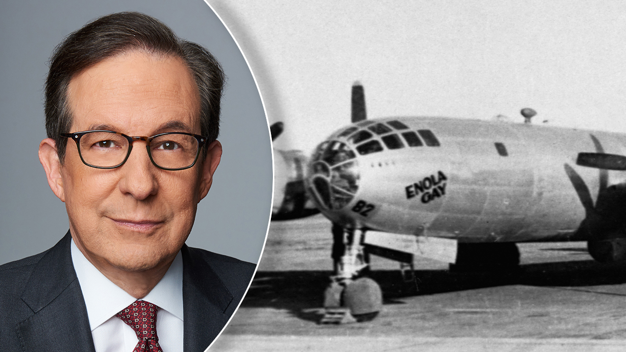 Westlake Legal Group Wallace-Enola-Getty Fox News Sunday's Chris Wallace on decision that ended World War II and changed the world Matt London fox-news/world/world-regions/japan fox-news/us/military fox-news/topic/fox-nation-opinion fox-news/politics/foreign-policy/nuclear-proliferation fox-news/politics/defense/wars fox-news/opinion fox-news/fox-nation fox news fnc/media fnc article 669732cf-221d-532b-9538-03a87d115846