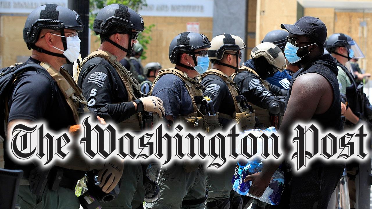 Westlake Legal Group Washington-Post-Police-Riot Washington Post roasted for column: 'Immediately halt production on cop shows and movies' Joseph Wulfsohn fox-news/us/crime/police-and-law-enforcement fox-news/tech/companies/twitter fox-news/media fox-news/entertainment fox news fnc/media fnc article 9226405b-a4c2-535d-a84b-aca312cff5cd