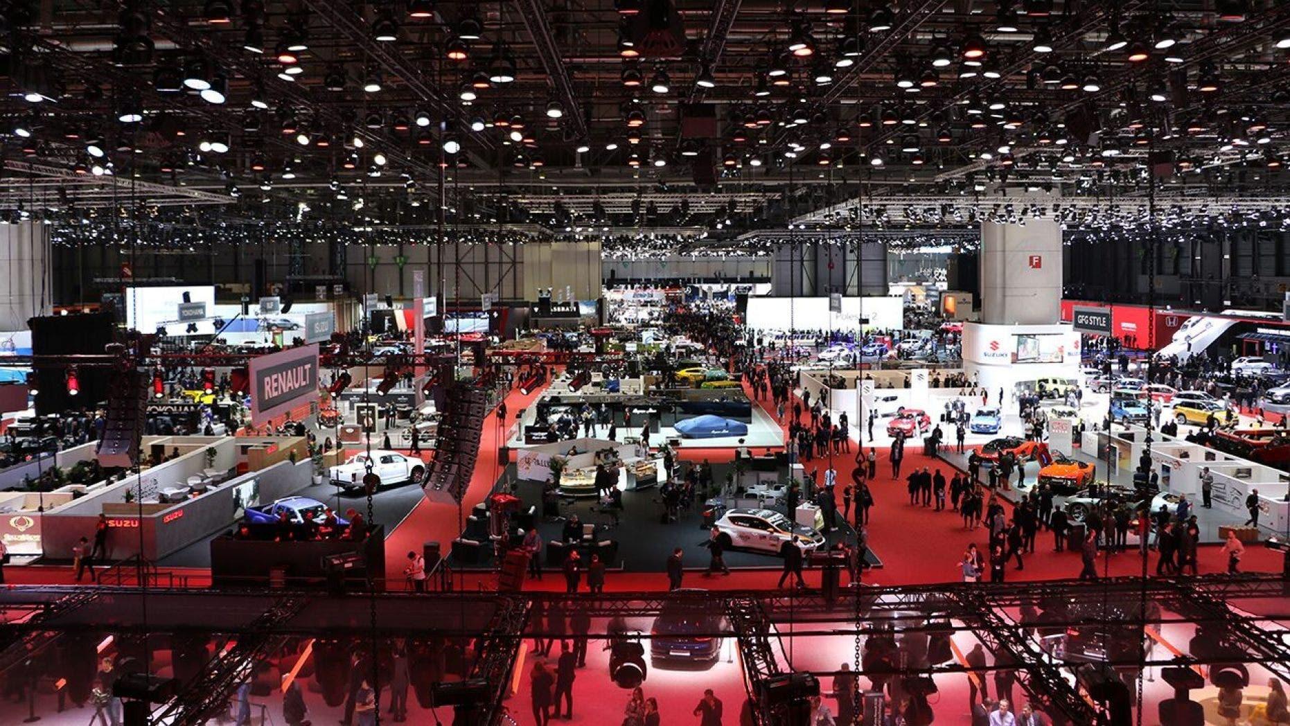 March 2021 Geneva Motor Show canceled due to coronavirus concerns