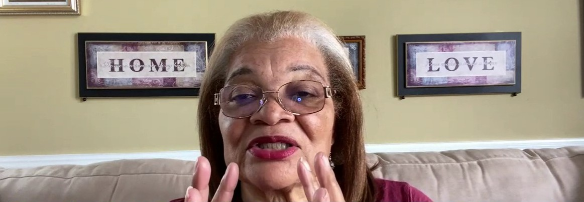 Alveda King tells George Floyd protesters to