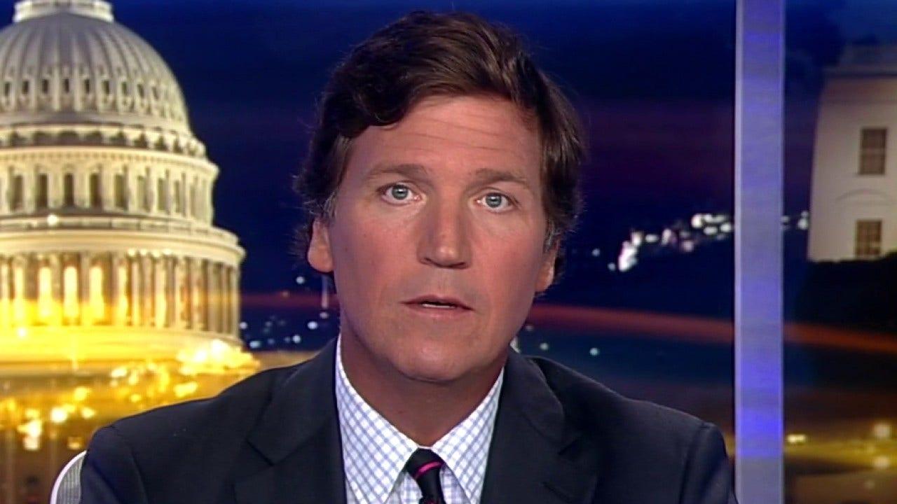 Tucker bashes America