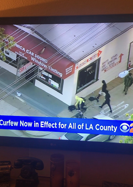 LA County charges more than 60 for looting, other crimes during unrest - fox