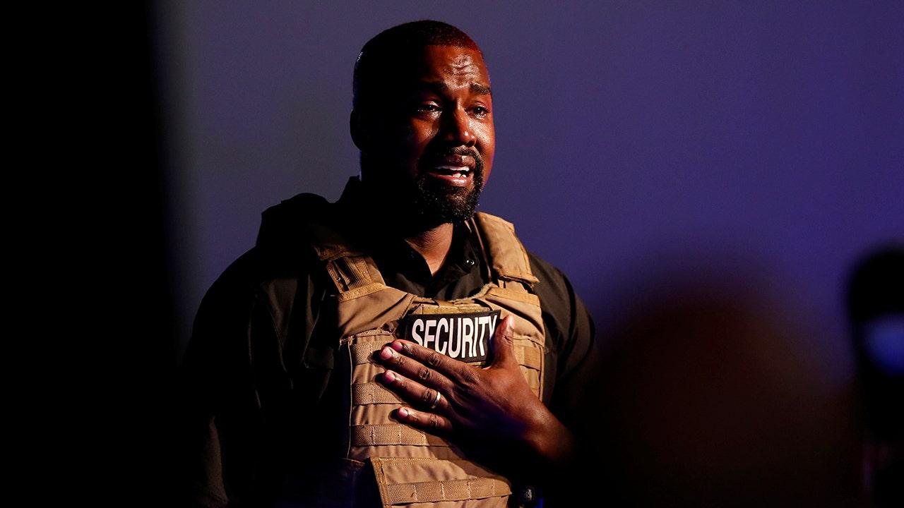 Virginia Supreme Court blocks Kanye West from ballot
