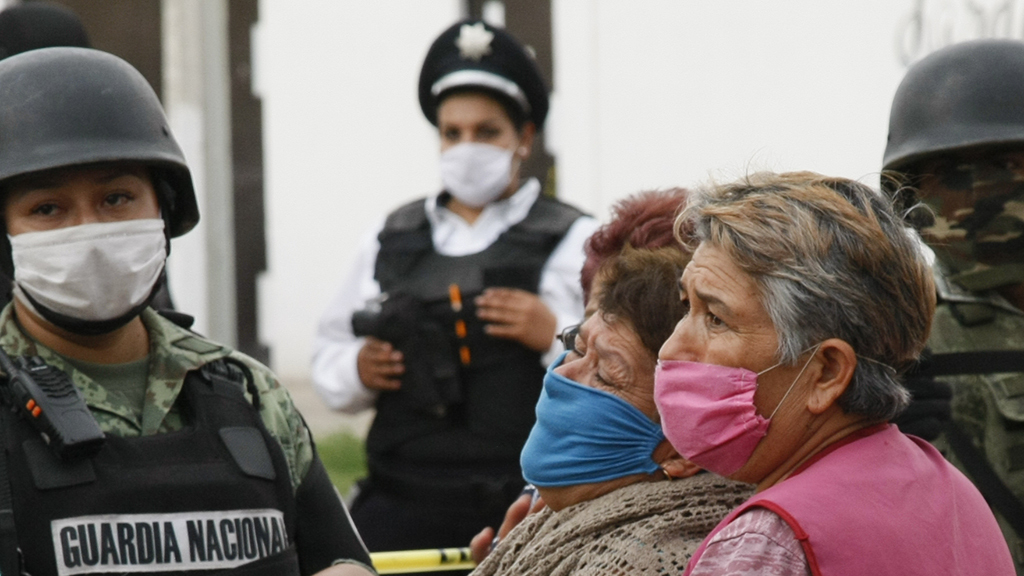 Mexico attack at drug rehab center leaves 24 dead