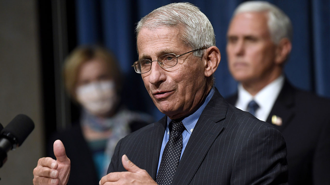 Fauci: Trump restrictions on travel from China, Europe, UK saved American lives early in pandemic
