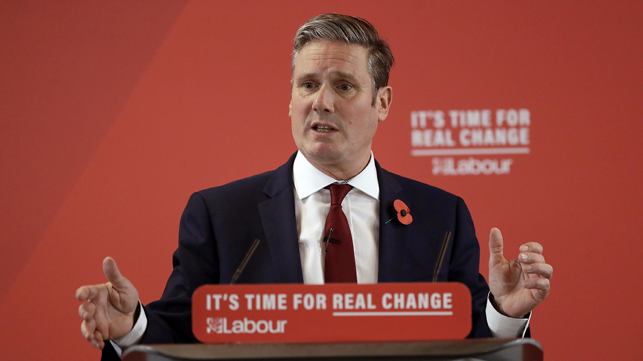 Labour agrees to pay 'substantial damages' to Panorama film's anti-Semitism whistleblowers
