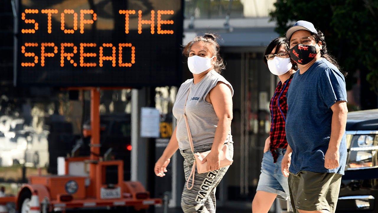 California Los Angeles report record daily coronavirus deaths – Fox News