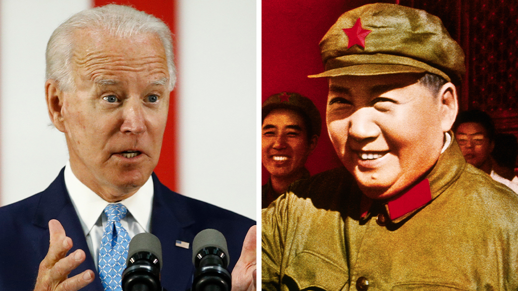 Biden Uses Quote Notably Uttered by Mao Zedong During Big-Money Fundraiser