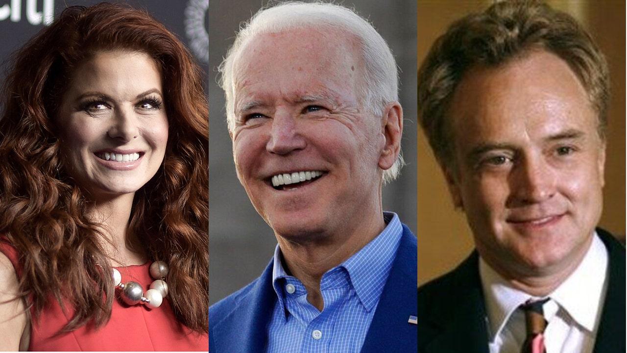 Joe Biden thu hút Debra Messing, Bradley Whitford và nhiều ngôi sao khác để nâng cao sự ủng hộ trên Instagram