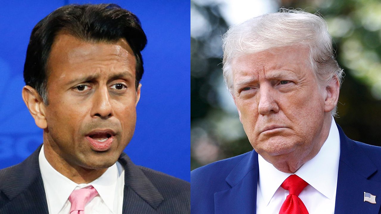 Bobby Jindal slams 'short-sightedness' of never-Trumpers: 'They should admit they are Democrats' - Fox News