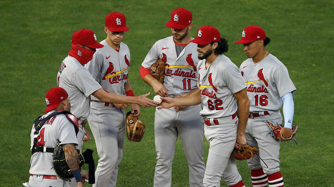 20 percent of MLB teams have games postponed due to coronavirus Cardinals-Brewers the latest – Fox News
