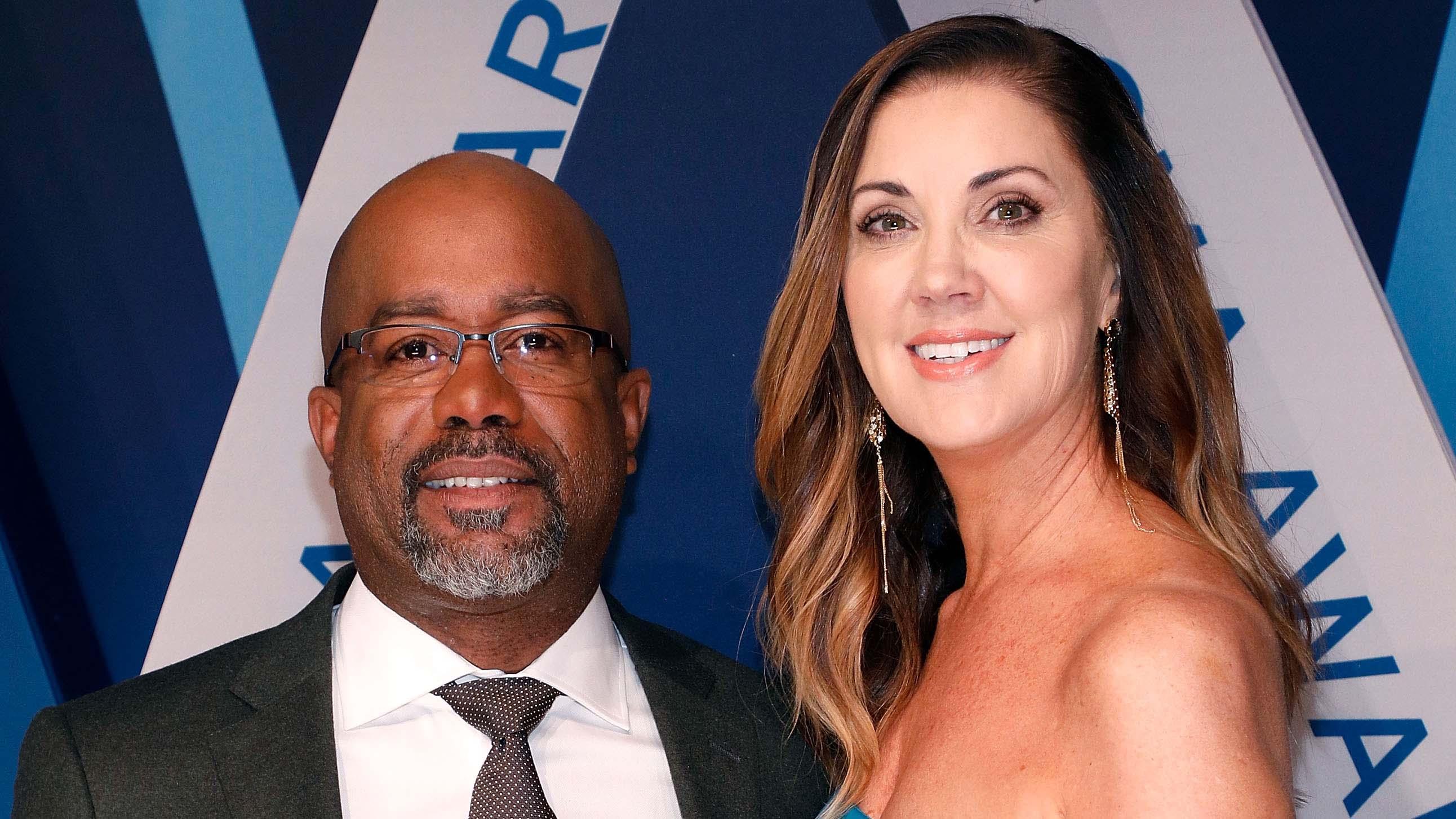 Darius Rucker, vợ Beth chia tay sau 20 năm kết hôn: 'Chúng tôi có rất nhiều tình yêu'