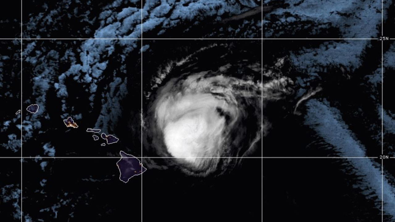 Hurricane Douglas menaces Hawaii coast threatening heavy rain strong winds – Fox News