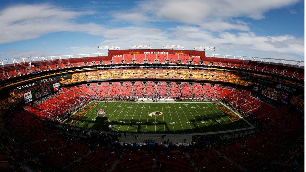Westlake Legal Group FedEx-Field-Getty-Images Washington Football Team fumbles new hashtag attempt Ryan Gaydos fox-news/sports/nfl/washington-redskins fox-news/sports/nfl fox news fnc/sports fnc article 332fab1f-c27c-5fe6-857c-c19a489cde55