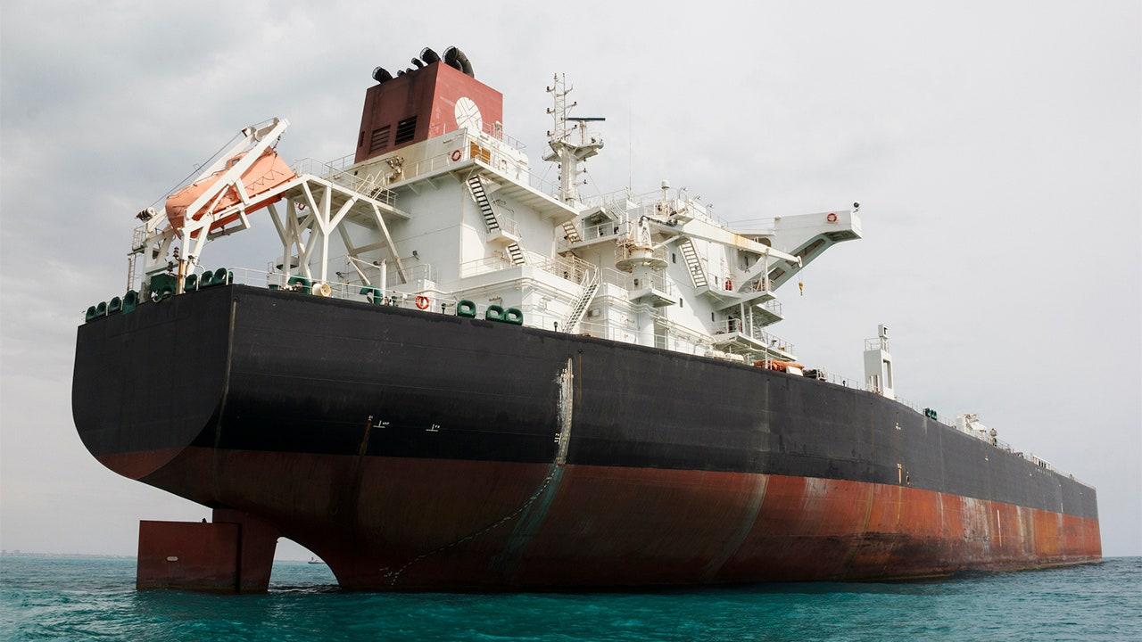 Westlake Legal Group Iran-Oil-Tanker-iStock DOJ seeks to seize oil on 4 tankers with Islamic Revolutionary Guard Corps ties bound for Venezuela Michael Ruiz fox-news/world/world-regions/middle-east fox-news/world/conflicts/iran fox-news/us/crime fox-news/tech/topics/fbi fox-news/politics/justice-department fox-news/politics/executive/homeland-security fox-news/politics fox news fnc/politics fnc article 38c1d148-d1ae-5e6f-8b59-ec459901faec