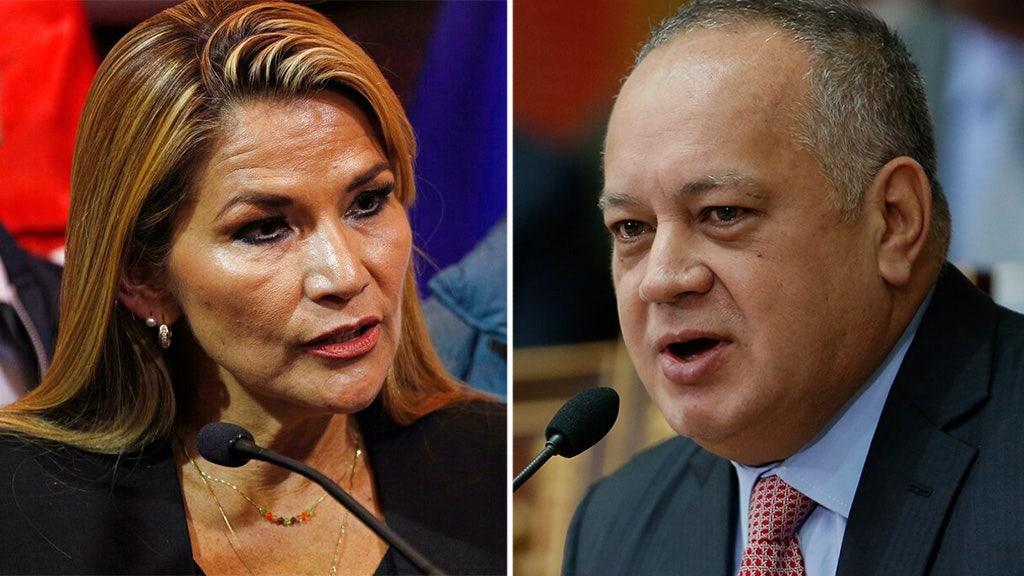 Tổng thống lâm thời của Bolivia, nhà lãnh đạo cấp cao của Venezuela kiểm tra dương tính với coronavirus
