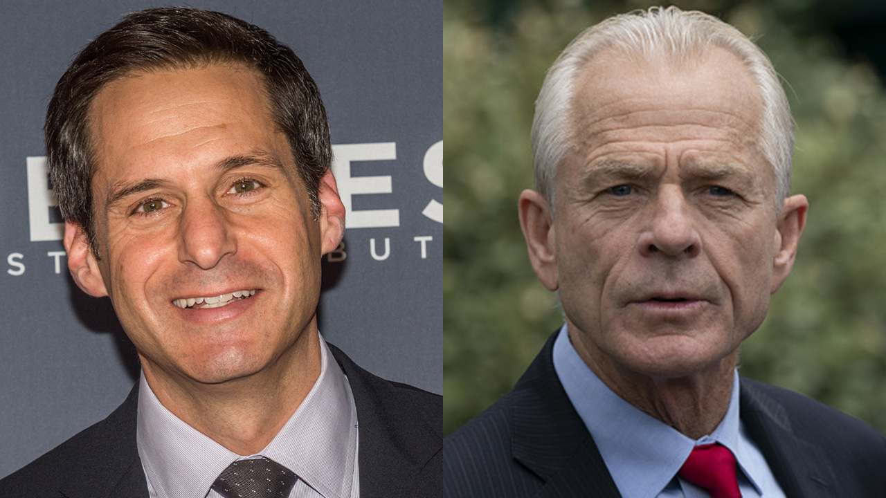Westlake Legal Group John-Berman-navarro-Getty-images Peter Navarro spars with CNN host, says government 'sitting on millions of doses' of hydroxychloroquine Talia Kaplan fox-news/person/donald-trump fox-news/health/infectious-disease/coronavirus fox-news/entertainment/media fox news fnc/media fnc ffe554c5-d47f-5cc9-9986-35a9be5ce3d3 article
