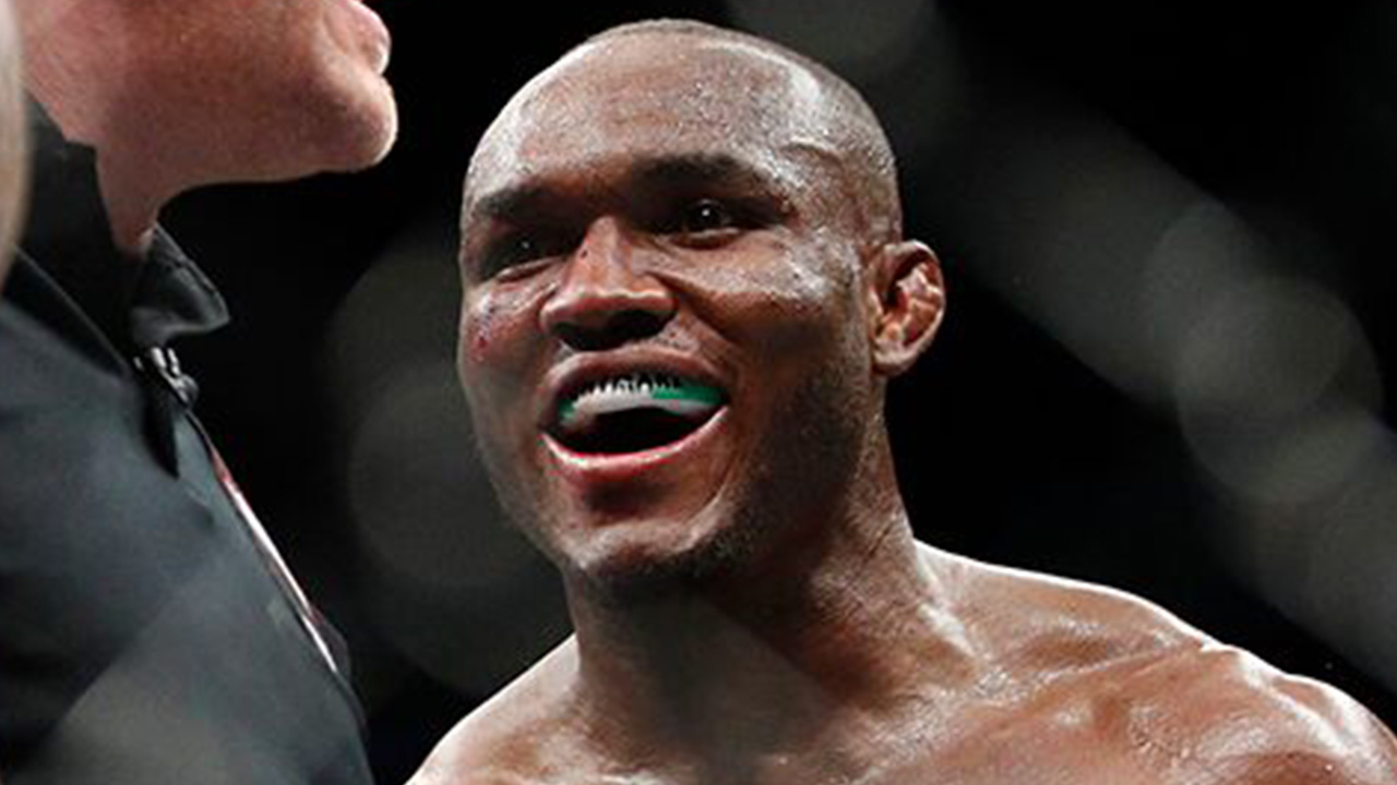 Kamaru Usman retains welterweight title after overpowering victory over Jorge Masvidal at UFC 251