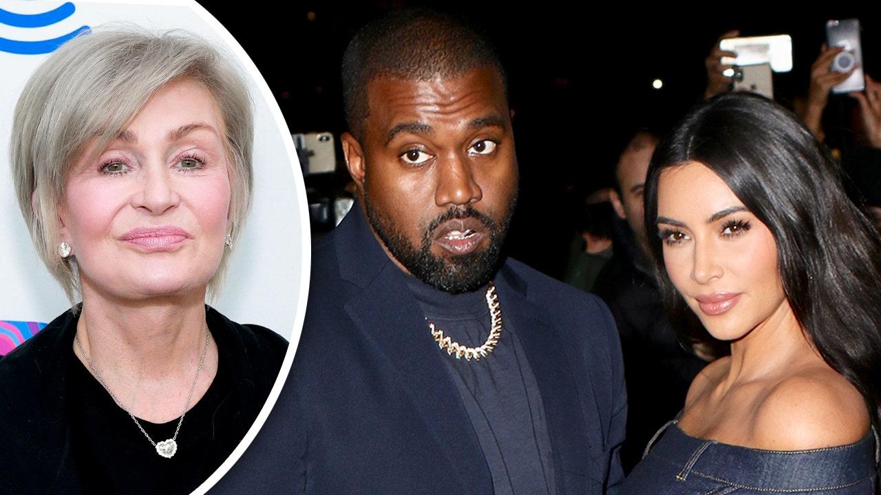 Kanye West, Kim Kardashian slammed by Sharon Osbourne for flaunting billionaire standing amid coronavirus pan... - Fox News thumbnail