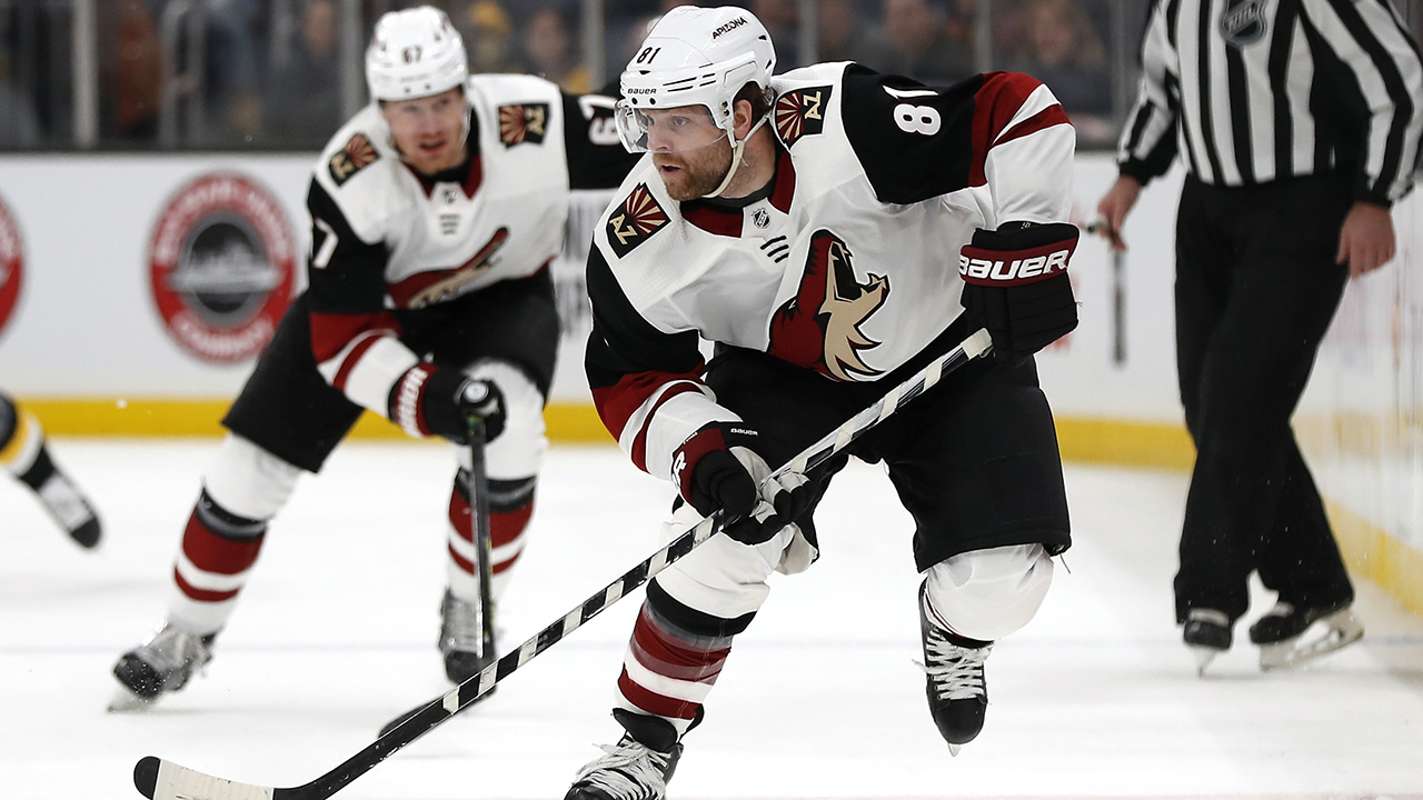Healthy Kessel expected to give Coyotes a boost in return - fox