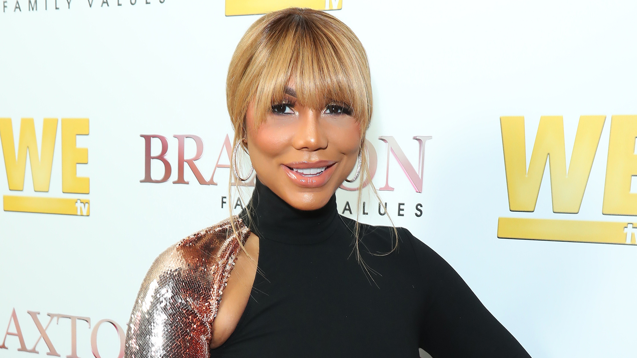 Tamar Braxton and WeTV part ways following singer's cutting revelations about network - Fox News