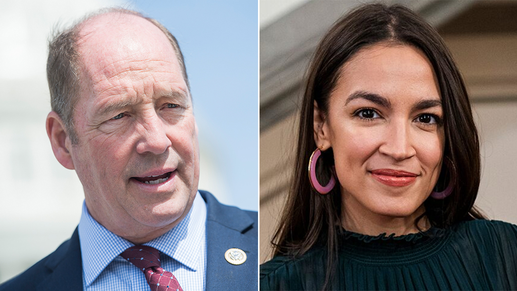 GOP Rep. Yoho overheard making profane comments about AOC; Hoyer says he should be 'sanctioned'