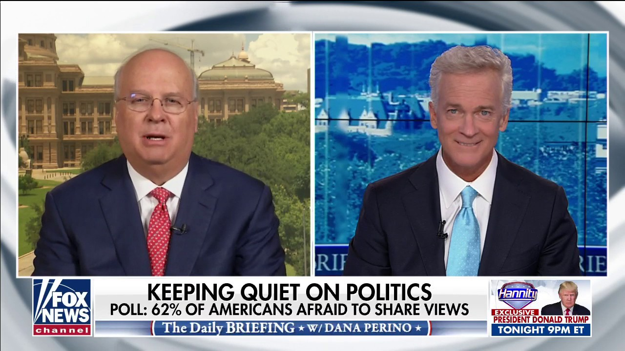 Karl Rove: Biden's 'lazy' responses on coronavirus ignore what's already being done by Trump thumbnail