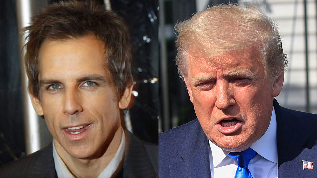 Why Ben Stiller won't cut Donald Trump's cameo from 'Zoolander' movie