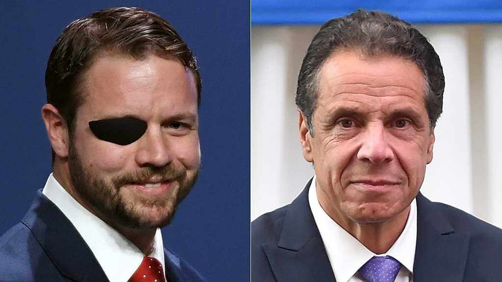 Dan Crenshaw hits back at Cuomo for touting coronavirus response, says New Yorkers should be offended - fox