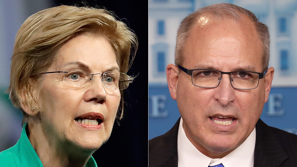 Westlake Legal Group elizabeth-warren-mark-morgan-AP Acting CBP commissioner dismisses Elizabeth Warren's 'ridiculous' claim about election Talia Kaplan fox-news/topic/fox-news-flash fox-news/shows/fox-news-night fox-news/person/elizabeth-warren fox-news/newsedge/politics fox news fnc/media fnc ca6bd49b-1bcf-5b4f-a190-c447f01b5f01 article