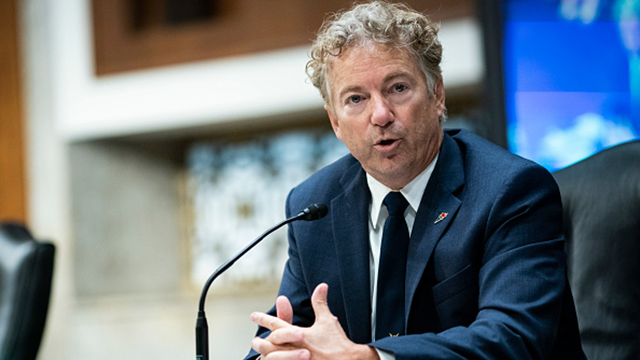 Sen. Rand Paul says Homeland Security panel will refer report on Bidens Ukraine to DOJ for criminal probe – Fox News