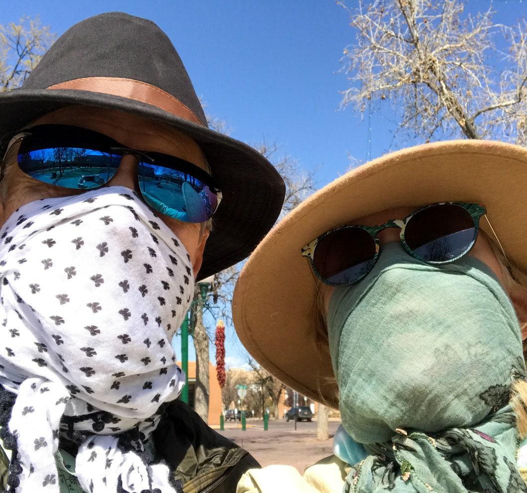 Westlake Legal Group iStock-1218124877 Bandana is least effective face mask material, study finds Kayla Rivas fox-news/health/infectious-disease/coronavirus fox news fnc/health fnc article 7118f98a-b41e-5066-9739-3104861e2ff5