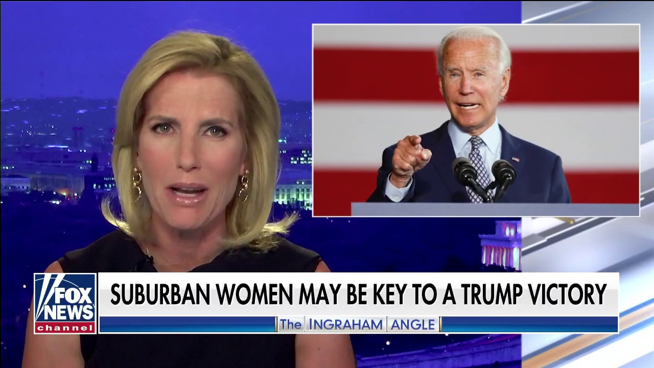 Westlake Legal Group ingraham Ingraham predicts far left would be 'emboldened' by Biden victory and 'retribution will be a dividend' fox-news/us/us-protests fox-news/shows/ingraham-angle fox-news/politics/socialism fox-news/politics/elections fox-news/politics/2020-presidential-election fox-news/person/joe-biden fox-news/person/donald-trump fox-news/media/fox-news-flash fox news fnc/media fnc Charles Creitz article 0ce06cd3-2cea-536e-97e0-a7d13fa24e70