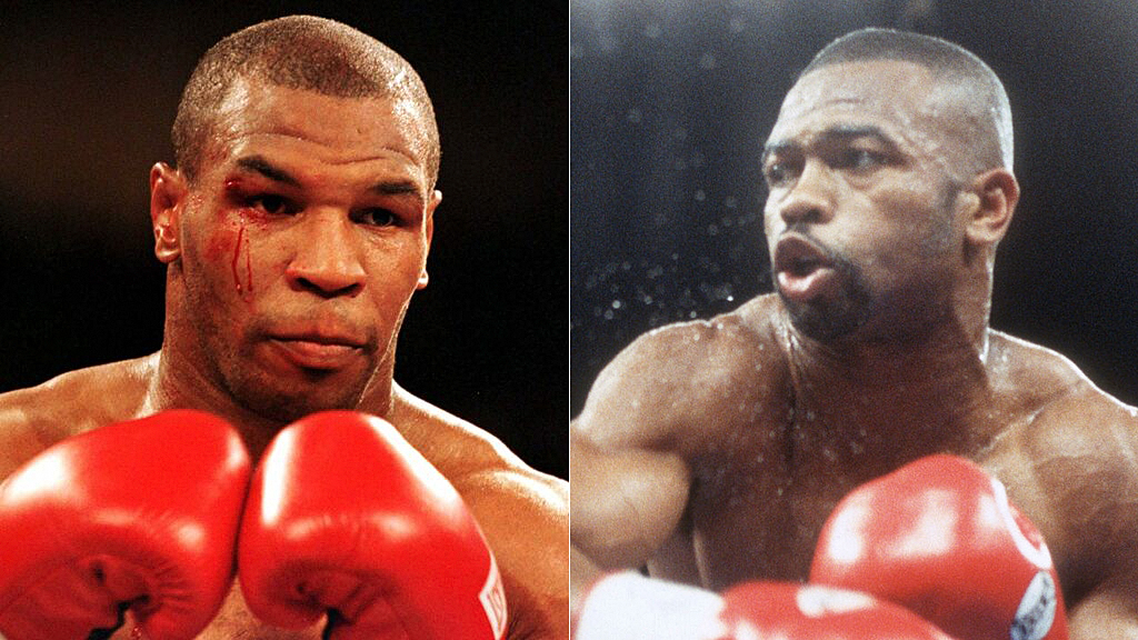 Mike Tyson, Roy Jones Jr. fight to a draw in boxing spectacle - fox