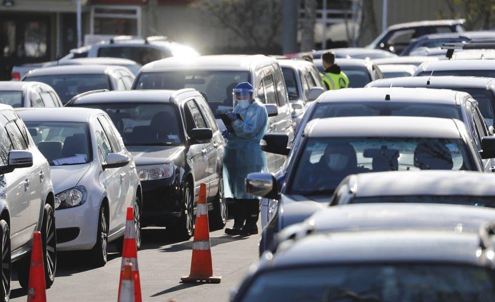 New Zealand gia hạn phong tỏa Auckland trong 12 ngày: báo cáo