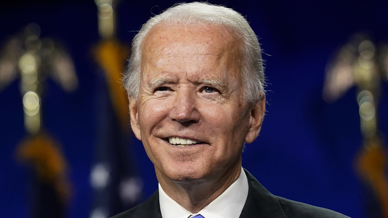 Biden raises eyebrows after telling 'these beautiful young ladies' he wants to 'see them dancing when they'... - Fox News